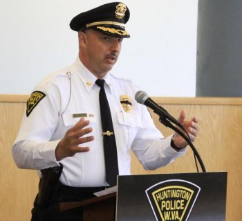 Police Chief Holbrook Finalist for Columbia, S.C. Position